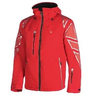 Горнолыжная куртка Volkl Carbon jacket red -70%