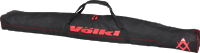 Чехол для 2 пар лыж Volkl Classic Double Ski Bag black red 195 см