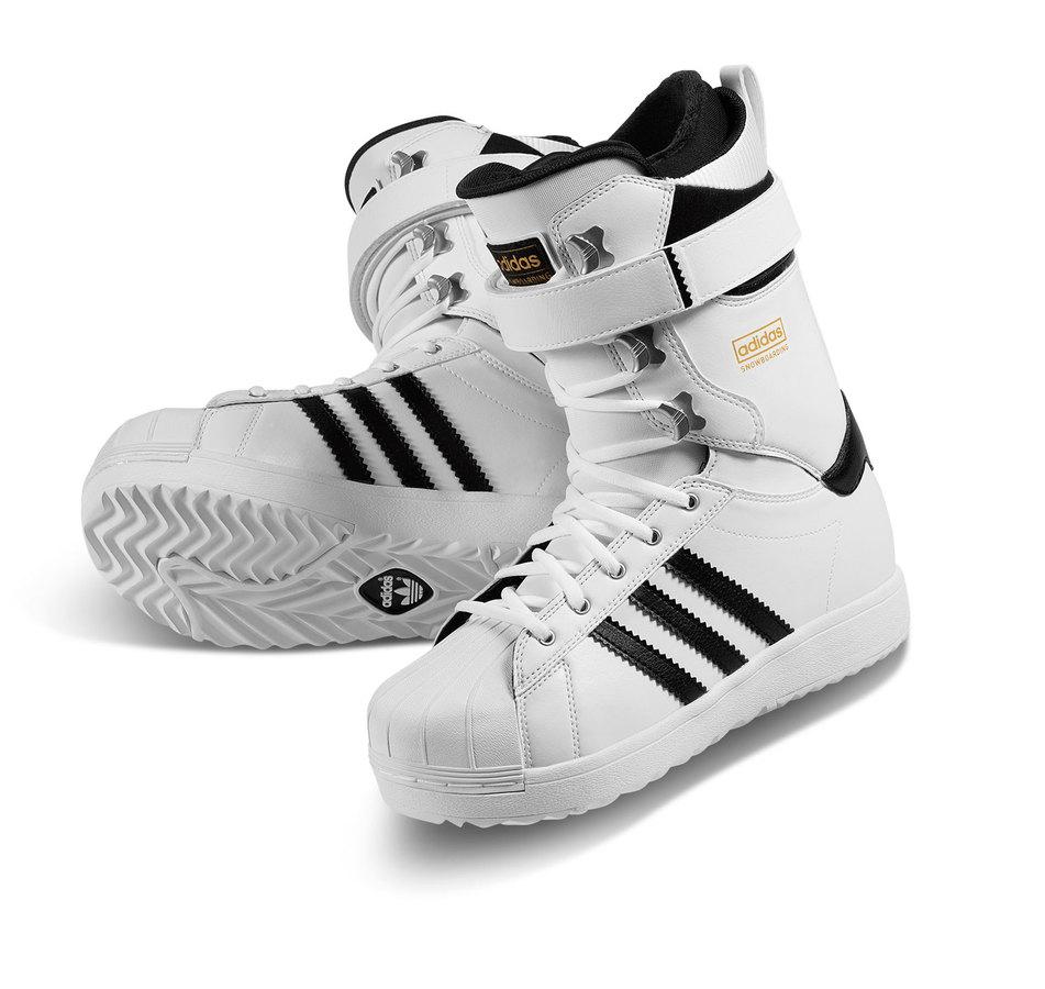 Сноубордические ботинки Adidas Superstar white by agency iworldestate.com