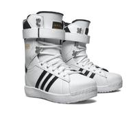 Сноубордические ботинки Adidas Superstar white