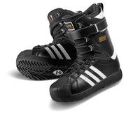 Сноубордические ботинки Adidas Superstar black