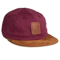 Кепка HUF Ascent 6 panel wine -40%