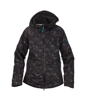 Женская куртка Volkl Mont Blanc black Swarovski -50%