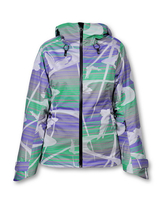 Женская куртка Volkl Manu jacket butterfly fern green -40%