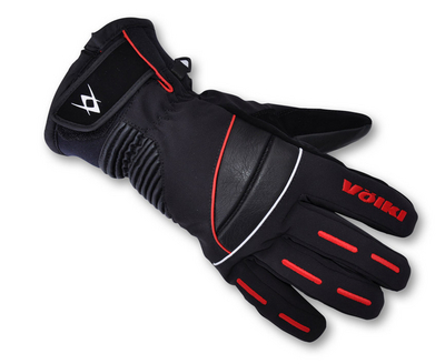 Мужские перчатки Volkl Black Jack glove black/red by agency iworldestate.com