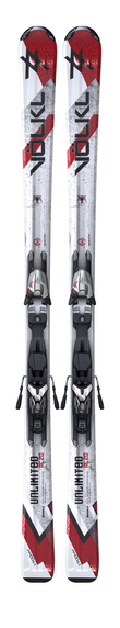 Горные лыжи Volkl Unlimited с креплениями AC20+3Motion 11.0 -50% by agency iworldestate.com