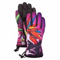 Женские перчатки Celtek Loved By A Glove bird of paradise