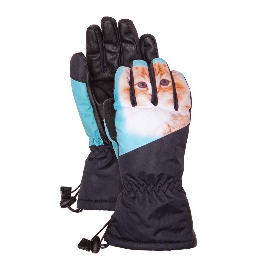 Женские перчатки Celtek Maya Overcuff Glove meow by agency iworldestate.com