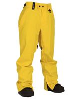Сноубордические брюки Technine Chino pants yellow -40%