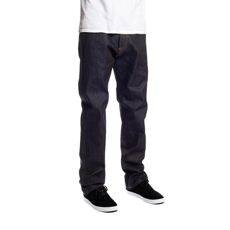 Джинсы HUF Classic 5 Pocket denim regular fit indigo by agency iworldestate.com