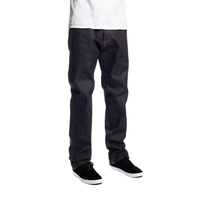 Джинсы HUF Classic 5 Pocket denim regular fit indigo
