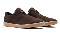Кеды HUF Gillette brown light gum -30%