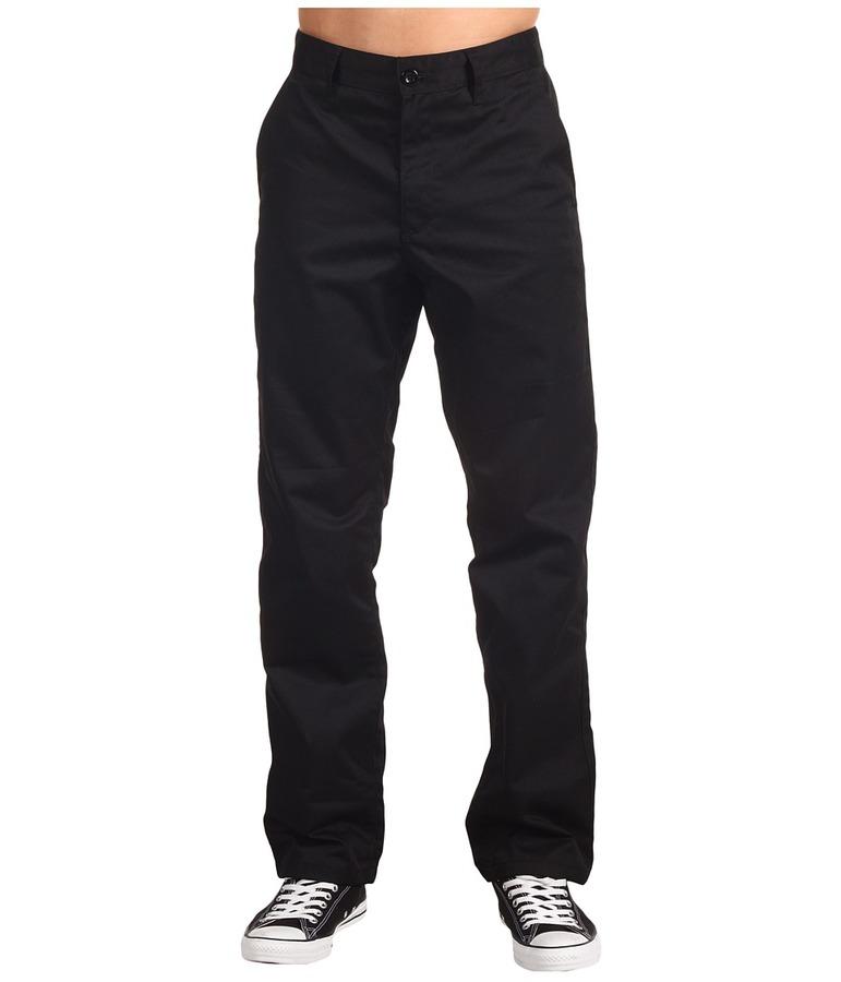 Брюки RVCA Americana II Chino pants -50% by agency iworldestate.com