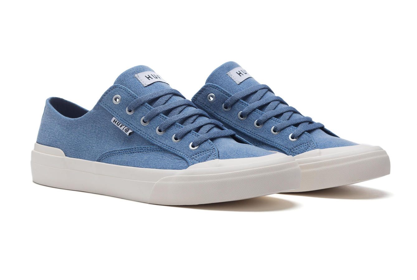 Кеды HUF Classic Lo Ess TX blue shadow by agency iworldestate.com