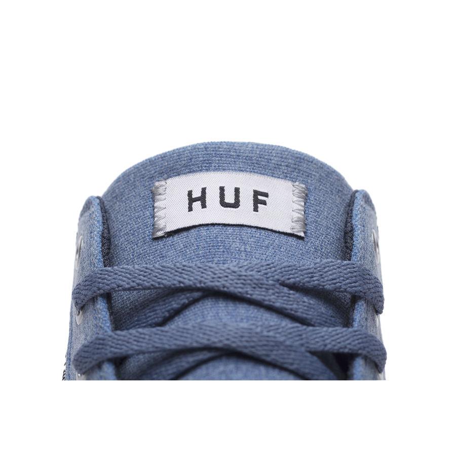 Кеды HUF Classic Lo Ess TX blue shadow
