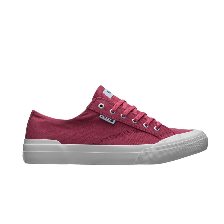 Кеды HUF Classic Lo Ess TX nautical red by agency iworldestate.com