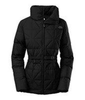 Женская куртка The North Face Belted Mera jacket black -50%