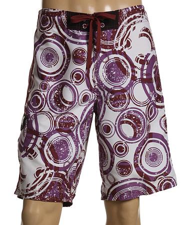 Бордшорты Gotcha Orb Printed Boardshorts berry -40% by agency iworldestate.com