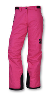 Женские брюки Volkl Nanga pants magenta -50%
