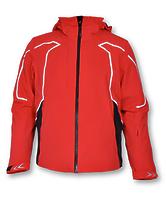 Горнолыжная куртка Volkl Black Flash jacket red -50%