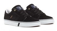 Кеды HUF Pepper Pro black white -50%