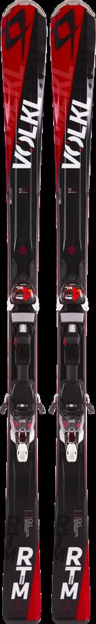 Горные лыжи Volkl с креплениями RTM 78+Marker 4Motion XL 10.0 -40% by agency iworldestate.com