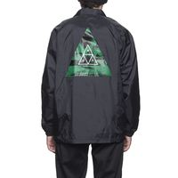 Куртка HUF Dimensions coaches jacket black