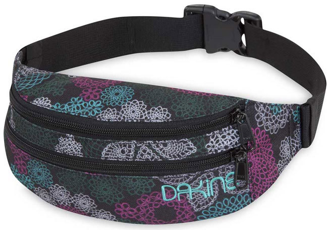 Сумка на пояс Dakine Womens classic hip pack crochet by agency iworldestate.com