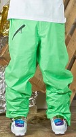 Сноубордические брюки Sub Industries Menace Jade -50%