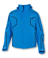 Горнолыжная куртка Volkl  Black Jack jacket bright azure -50%