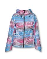 Женская куртка Volkl Manu jacket butterfly magenta -40%