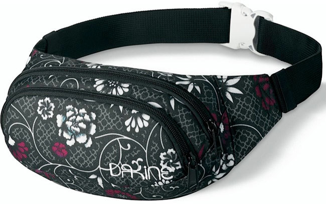 Сумка на пояс Dakine Womens hip pack jasmine by agency iworldestate.com