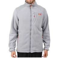 Флисовая кофта Under Armour Taunen Men's Fleece Jacket Steel