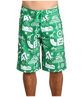 Бордшорты LRG CC Boardshort kelly -40%