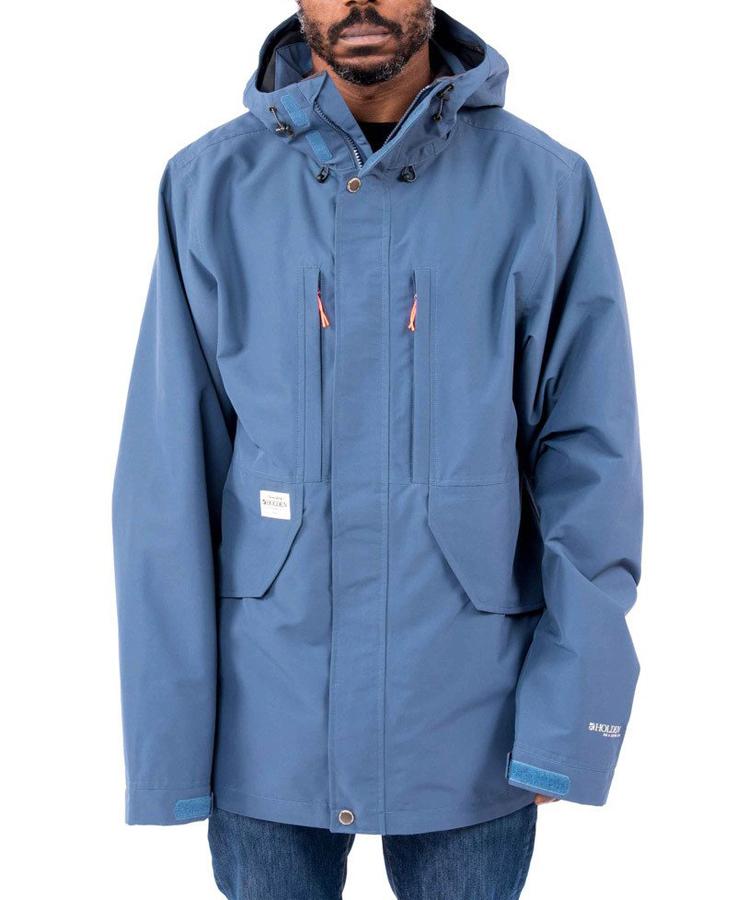 Сноубордическая куртка Holden M's Highland jacket vintage indigo by agency iworldestate.com