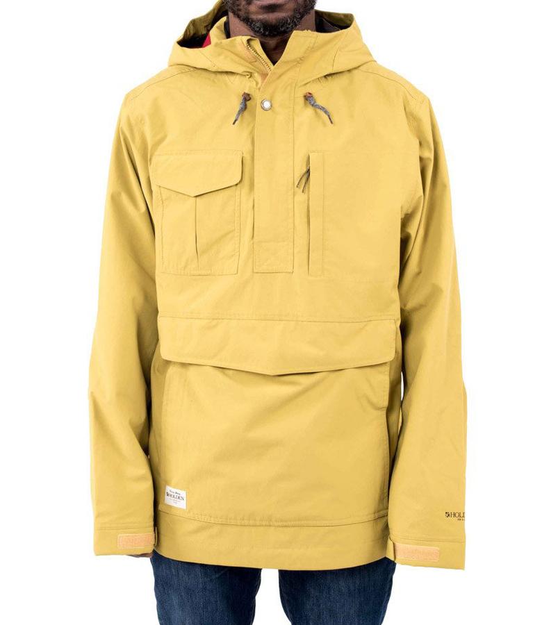 Сноубордическая куртка-анорак Holden M's Scout side zip jacket sunset by agency iworldestate.com