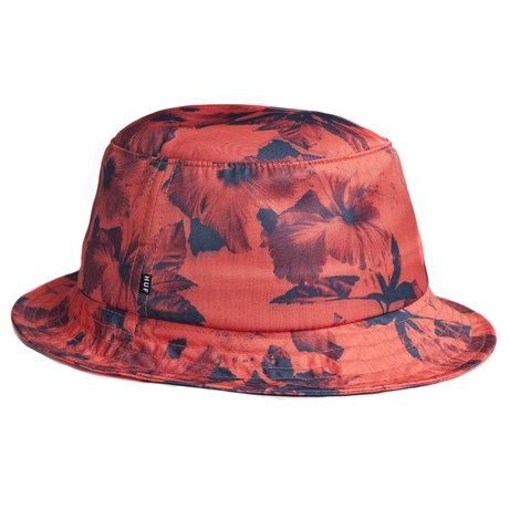 Панамка HUF Floral bucket salmon by agency iworldestate.com