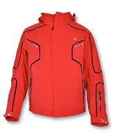 Горнолыжная куртка Volkl Black Jack Jacket red/black -40%
