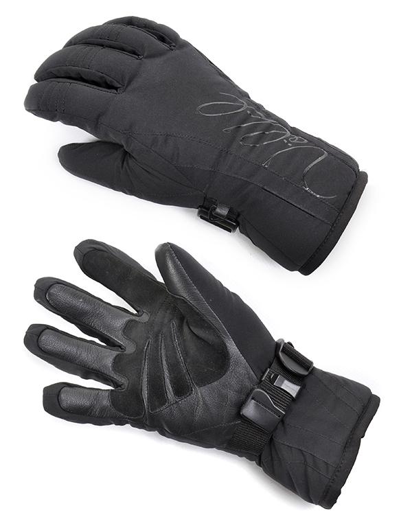 Женские перчатки Volkl Silver Pure Glove black/black by agency iworldestate.com