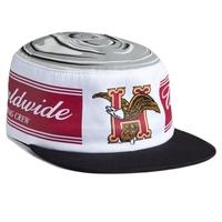 Кепка HUF Domestic pillbox hat white -50%