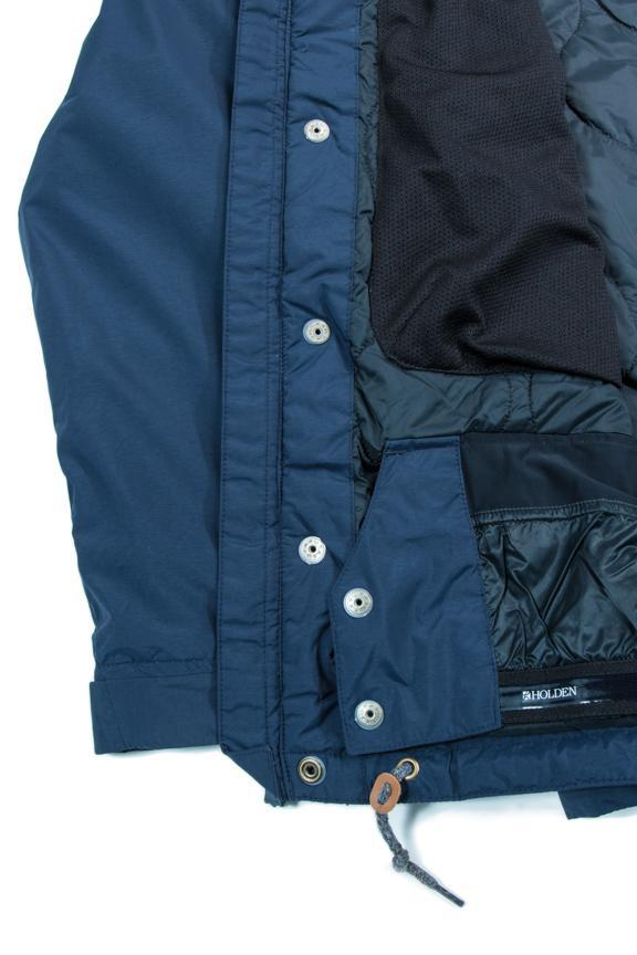 Сноубордическая куртка Holden M's Team jacket camp navy by agency iworldestate.com
