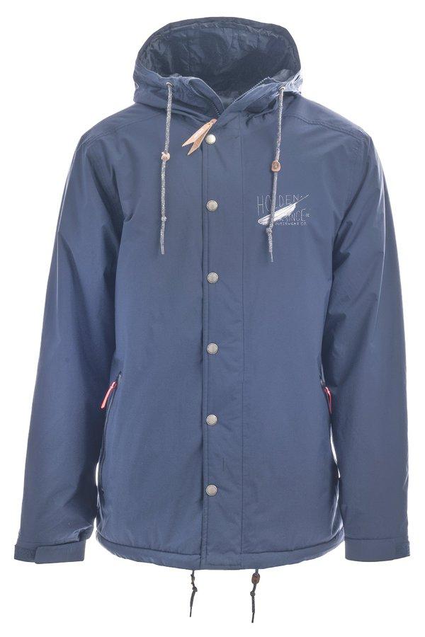 Сноубордическая куртка Holden M's Team jacket feather navy by agency iworldestate.com