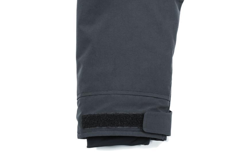 Женская куртка-анорак Holden W's Cascade side zip jacket black