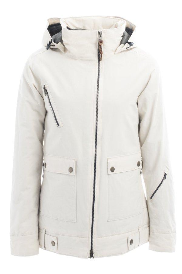 Женская куртка Holden Rambler Moto jacket bone