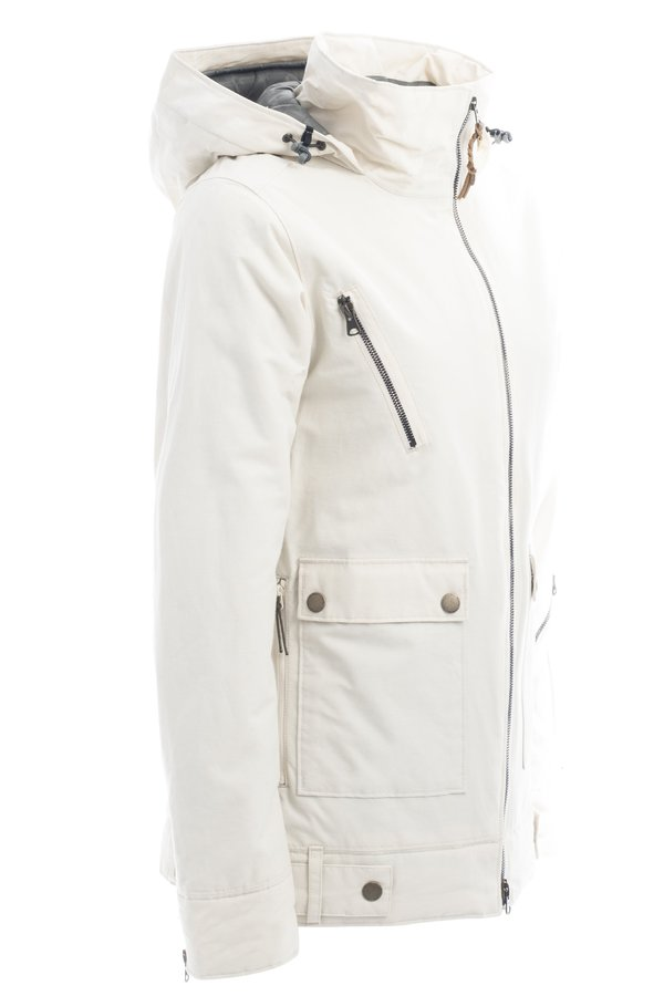 Женская куртка Holden Rambler Moto jacket bone by agency iworldestate.com