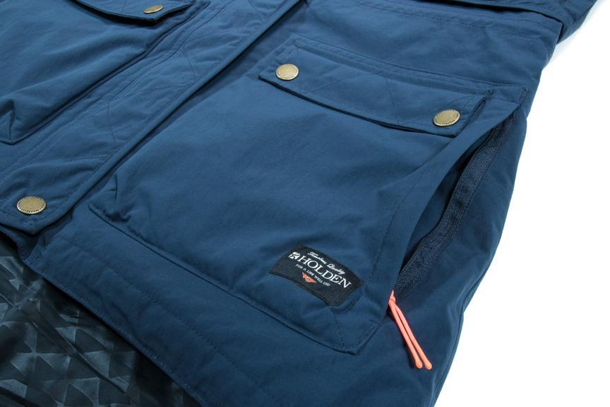 Женская куртка Holden W's Shelter jacket navy