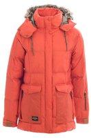 Женская куртка-пуховик Holden W's Carter jacket crimson