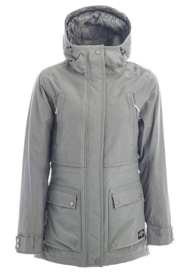 Женская куртка Holden W's Shelter jacket gunmetal