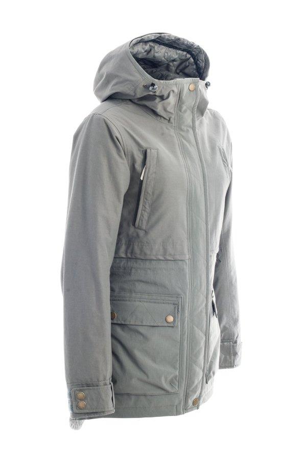 Женская куртка Holden W's Shelter jacket gunmetal by agency iworldestate.com
