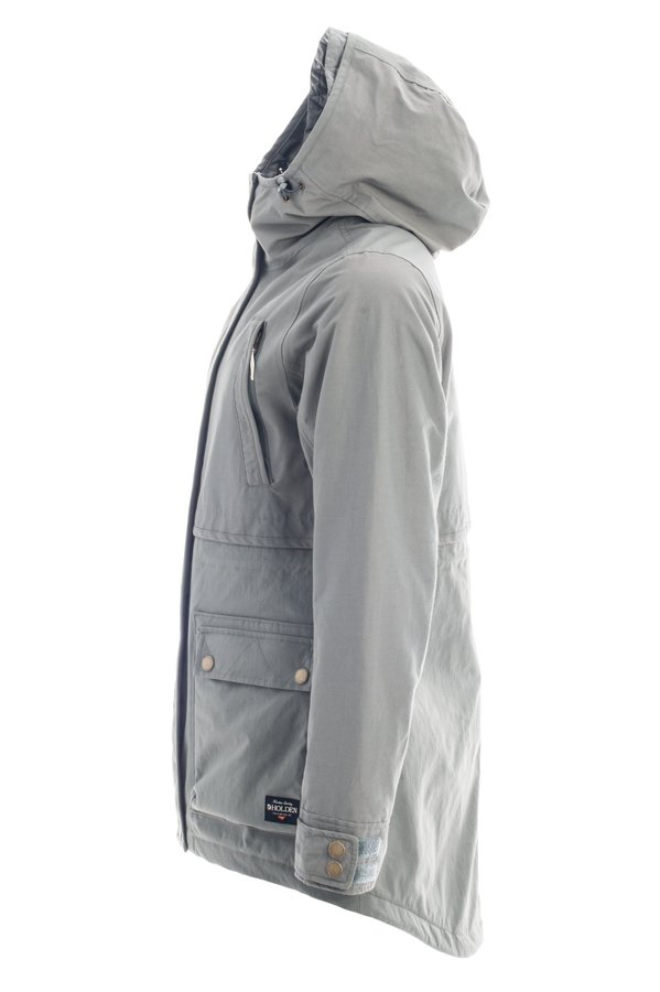 Женская куртка Holden W's Shelter jacket gunmetal by agency iworldestate.com